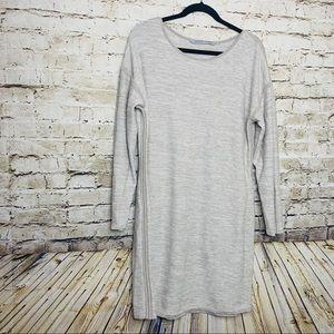 Athleta Sweater Dress Long Sleeve size XL